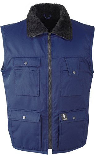 Mascot Solden Winter bodywarmer-Navy-XS