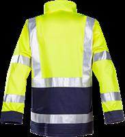 Sioen Millau Signalisatie Blouson met ARC bescherming-056-Fluo Geel/Marine-2