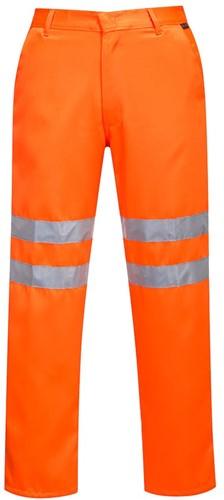 Portwest RT45 Hi-Vis Polycotton Trousers RIS