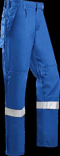 Sioen Corinto Broek met ARC bescherming-Korenblauw-I46