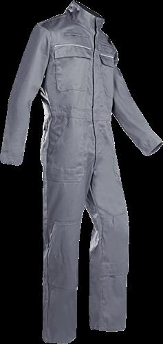 Sioen Anaco Overall met ARC bescherming-Grijs-R54