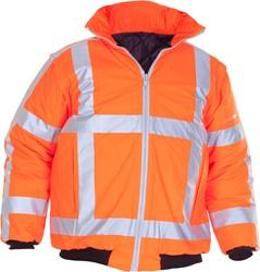 Hydrowear Oldham Pilotjack - Fluor Oranje