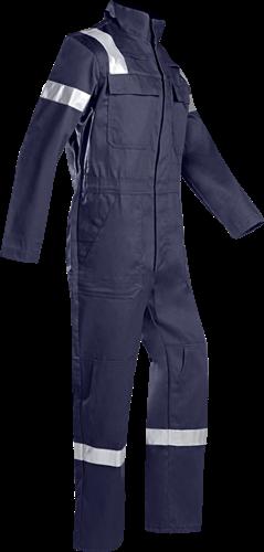 Sioen Carlow Overall met ARC bescherming-Marineblauw-I46