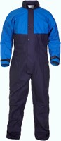 Hydrowear Seaham Coverall - Navy/Royal Blauw-1
