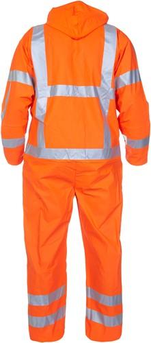 Hydrowear Overton RWS Coverall - Fluor oranje-2
