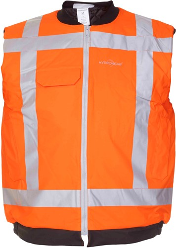 Hydrowear Odley RWS Bodywarmer - Fluor Oranje