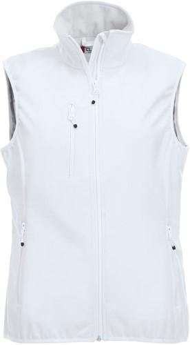 Clique 020916 Basic Dames Softshell Bodywarmer