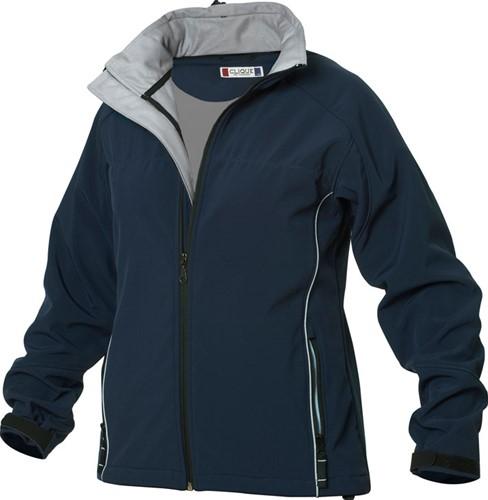 Clique Softshell jacket dames