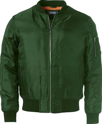 Clique Bomber jacket-XS-Legergroen