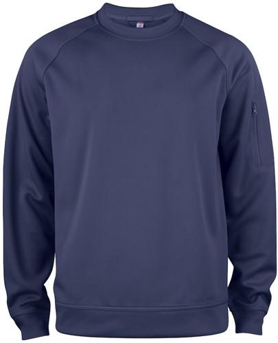 Clique 021010 Basic Active Roundneck Sweater