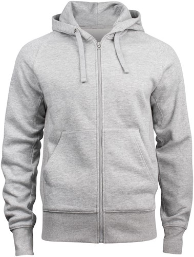 Clique 021019 Harper Hooded Sweater Met Rits