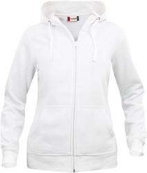 Clique Basic hoody full zip Dames