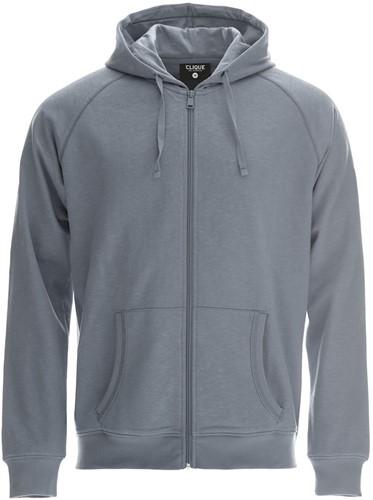 Clique 021046 Loris Hooded Sweater Met Rits