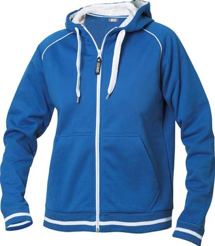 Clique Grace ds hooded vest-S-Kobalt