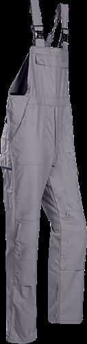 Sioen Gramat Bavetbroek met ARC bescherming-Grijs-R60