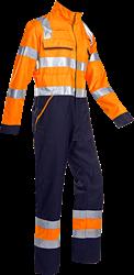 Sioen Guardo Signalisatie Overall met ARC bescherming