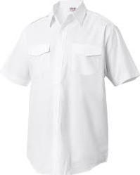 OUTLET! Arrivee Pilot Shirt - Wit - Maat 35/ 36