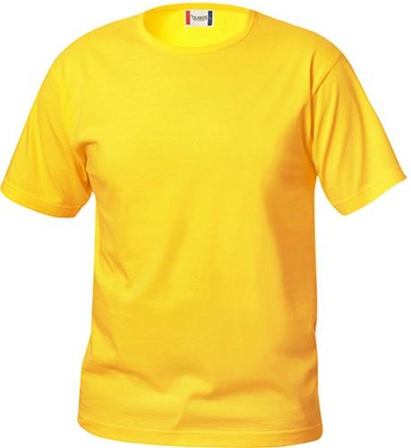 Clique Basic-t junior-Lemon-90/100