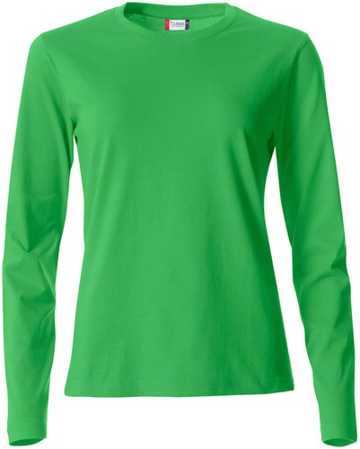 Clique 029034 Basic Dames T-Shirt Lange Mouwen