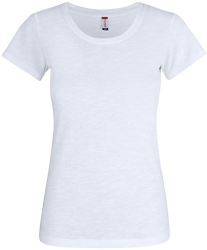 Clique 029353 Slub Dames T-Shirt