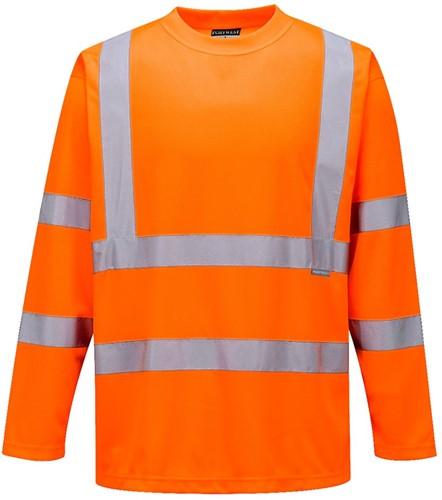 Portwest S178 Hi-Vis Long Sleeved T-Shirt