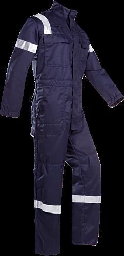 Sioen Couvin Overall met ARC bescherming-Marineblauw-I46