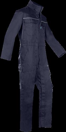 Sioen Iseron Overall met ARC bescherming-Marineblauw-R56