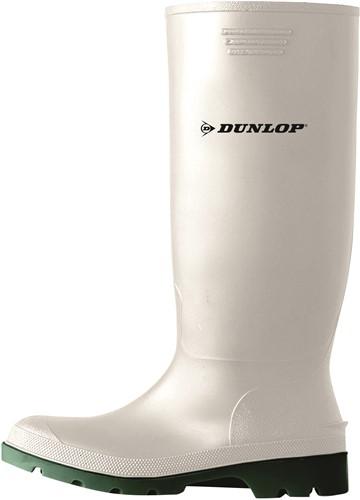 Dunlop - 380BV Pricemaster laars PVC -  wit-38