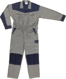 Hydrowear Pesse Coverall-56-Grijs/navy