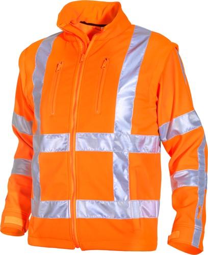 Hydrowear Toulon RWS Softshell Jack-Oranje-XS