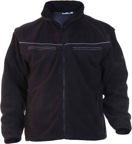 Hydrowear Tours Fleecejacket - Zwart-1