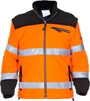 Hydrowear Freiburg Fleece - Oranje/Zwart-1