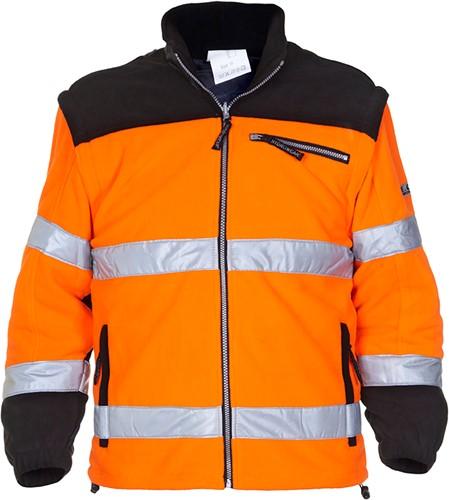 Hydrowear Freiburg Fleece - Oranje/Zwart