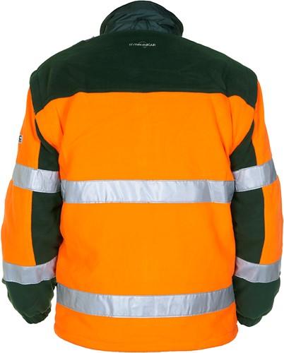 Hydrowear Fulham Fleece - Oranje/Groen-2