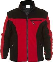 Hydrowear Keulen Fleece - Zwart/Rood-1