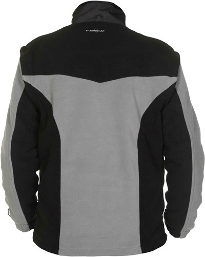 Hydrowear Kingston Fleece - Zwart/Grijs-2