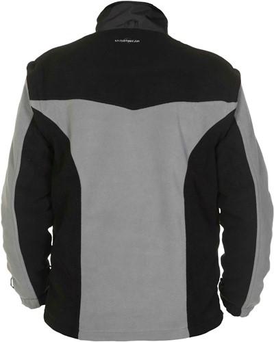 Hydrowear Kingston Fleece - Zwart/Grijs