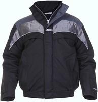 Hydrowear Kaprun Jacket - Zwart/Grijs