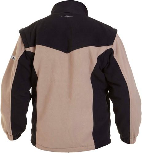 Hydrowear Kleve Fleece - Khaki/Zwart-2