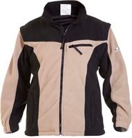 Hydrowear Kleve Fleece - Khaki/Zwart