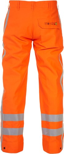 Hydrowear Mainz werkbroek - Oranje-2