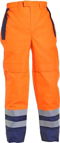 Hydrowear Melle Werkbroek - Oranje/Navy