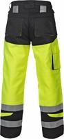 Hydrowear Mallorca Werkbroek - Geel/zwart-2