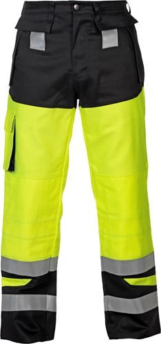 Hydrowear Mallorca Werkbroek - Geel/zwart-1
