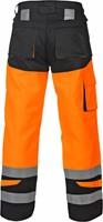 Hydrowear Malediven werkbroek - Oranje/Zwart
