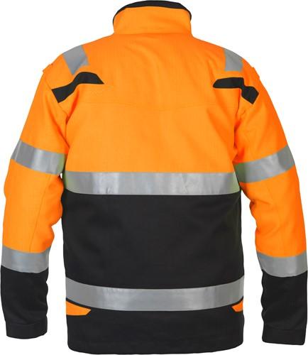Hydrowear Minsk Jacket - Oranje/Zwart-2