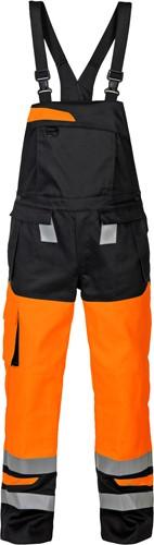 Hydrowear Malo Amerikaanse Overall - Oranje/Zwart-1