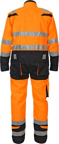 Hydrowear Magnor Coverall - Oranje/zwart-64-2