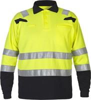 Hydrowear Mandal Sweatshirt - Geel/Zwart