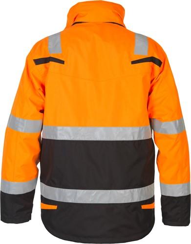 Hydrowear Margate Winterparka - Oranje/Zwart-2